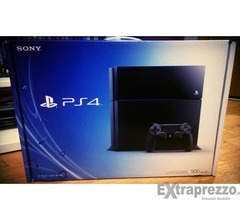 Sony PS4 500GB, Play Station 4 all'ingrosso 305 €