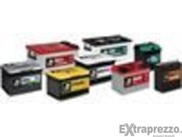 batteria per autovettura